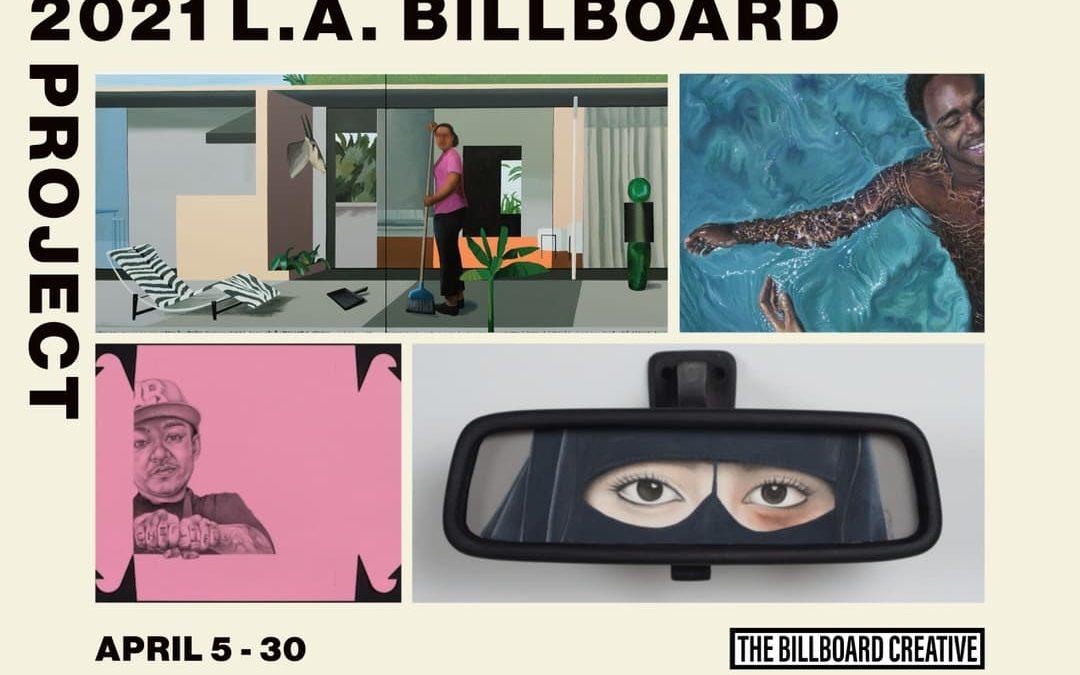 L.A. Billboard Project 2021 Ramiro Gomez Among 30 Participating Artists