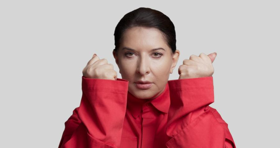Marina Abramović To Guest Curate Content For WeTransfer's New Artist Series