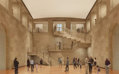 Frank Gehry Renovation Of Philadelphia Museum Of Art Unveiled