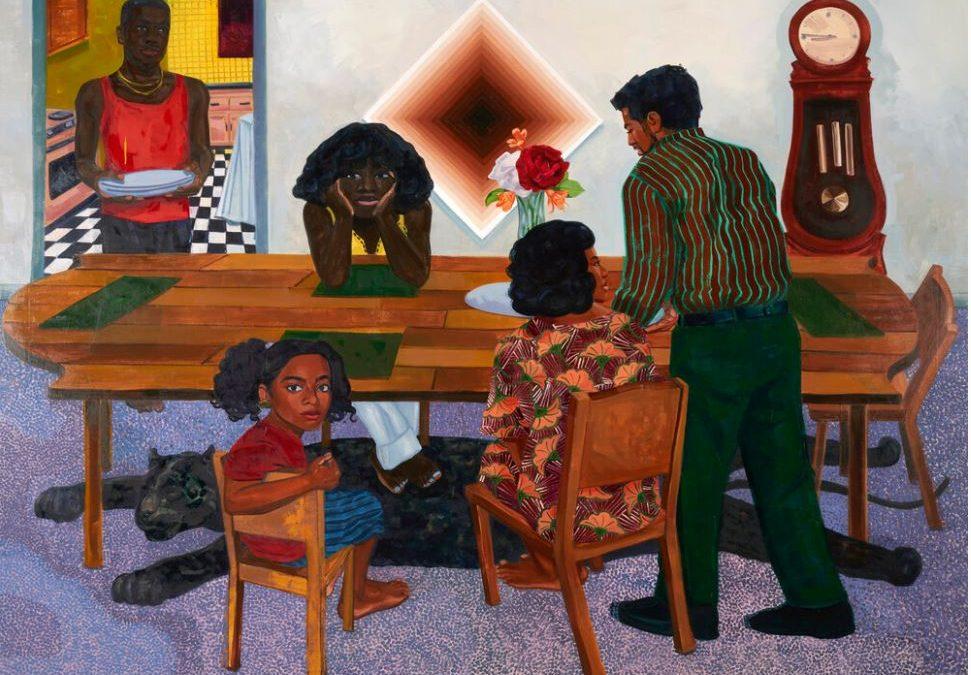"""Mattatuck Museum Presents """"A Face Like Mine"""": Featuring Kara Walker and Kerry James Marshall"""