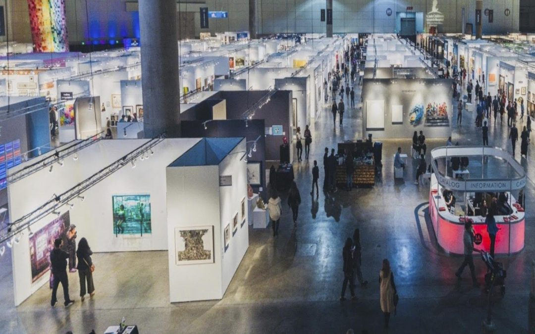 LA Art Show Leads The Pack With A Summer Edition Spotlighting Women, Art, And Technology
