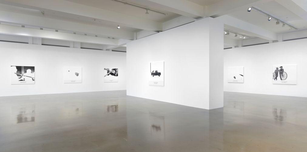John Baldessari: 'The Space Between' Encoding and Decoding the World Around Us