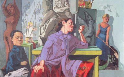 Paula Rego in London for the Summer at Tate Britain