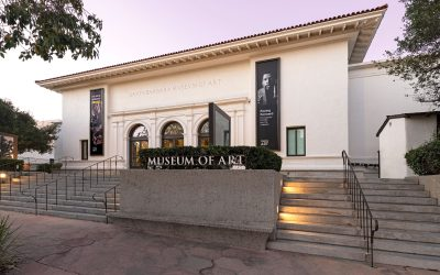 Santa Barbara Museum Of Art Celebrates Grand Re-Opening