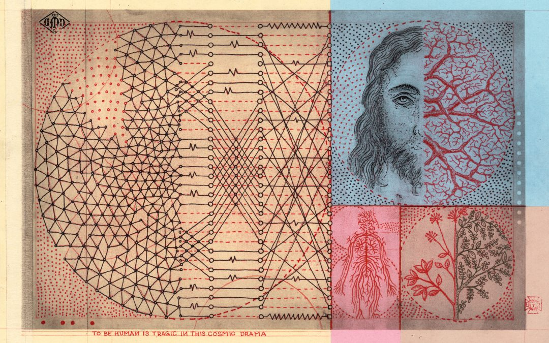 Daniel Martin Diaz and Alexandra Bowers: 'Searching for the Celestial, Extraterrestrial & the Infinite in Between' Underlying Themes of Spirituality and Transformation